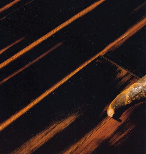 Parquet noir wooden parquet noblesse le noir sol vinyle - Parquet flottant noir ...
